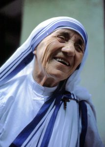 A Visit with St. Teresa of Calcutta