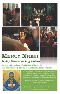 Mercy Night in New Jersey