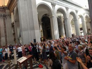 More from the Pentecost Celebration in Rome